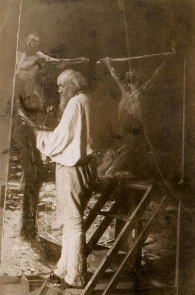 Николай Николаевич Ге (27 февраля 1831-1894)