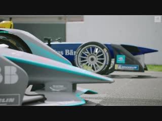 Gen1 vs Gen2 Formula E Battle - Drag Race, 0-100, 0-150-0 kmh Challenge