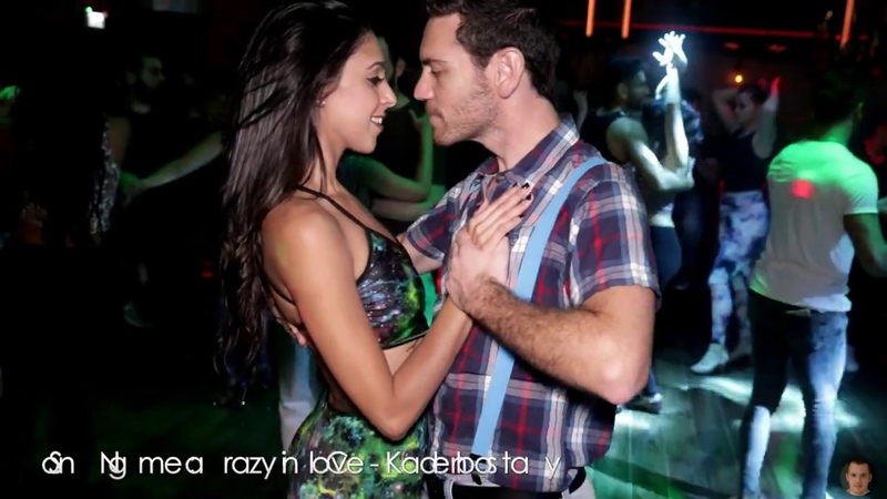 Michael And Paz @Social Sensual bachata dance [Crazy in Love]