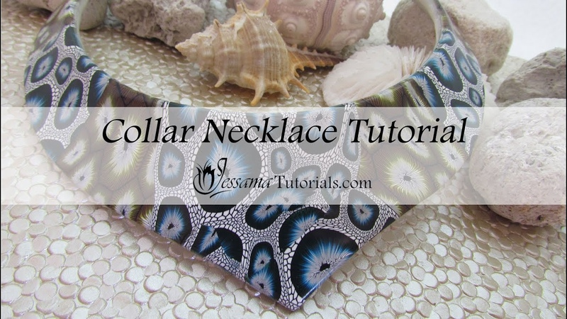 Collar Necklace Tutorial