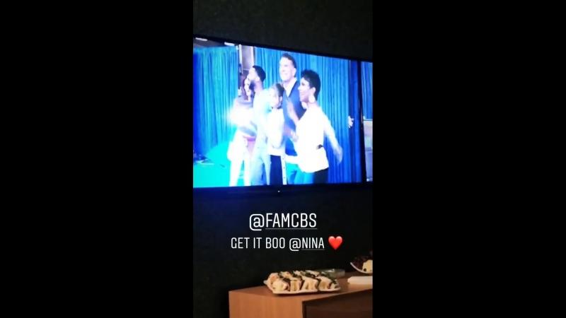 Carly Snook via Instagram Stories