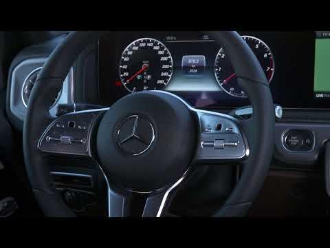 Mercedes-Benz G 500 brilliant blue metallic (short version)