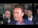 Arnold Schwarzenegger lands in Australia, confirms Terminator movie 16_3_18
