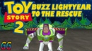 PS1 Disney's Toy Story 2 1999 PLAYTHROUGH (100%)