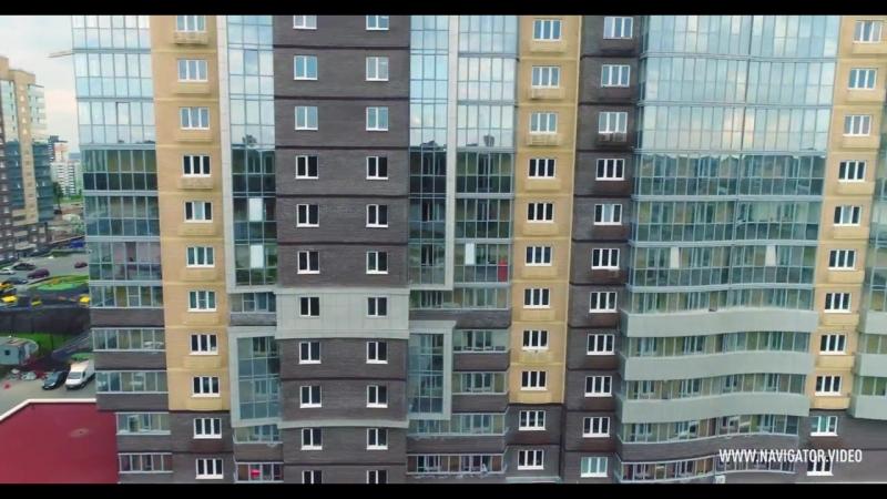 Новый Челябинск - взгляд с высоты