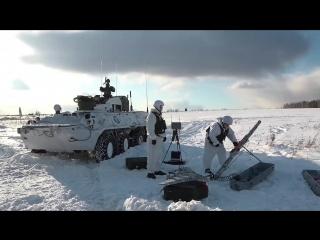 Учение РВСН в Свердловской области с применением современных и перспективных образцов техники