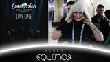 EQUINOX IN LISBON - DAY 1 - EUROVISION 2018 - BULGARIA - BONES   BNT EUROVISION BULGARIA