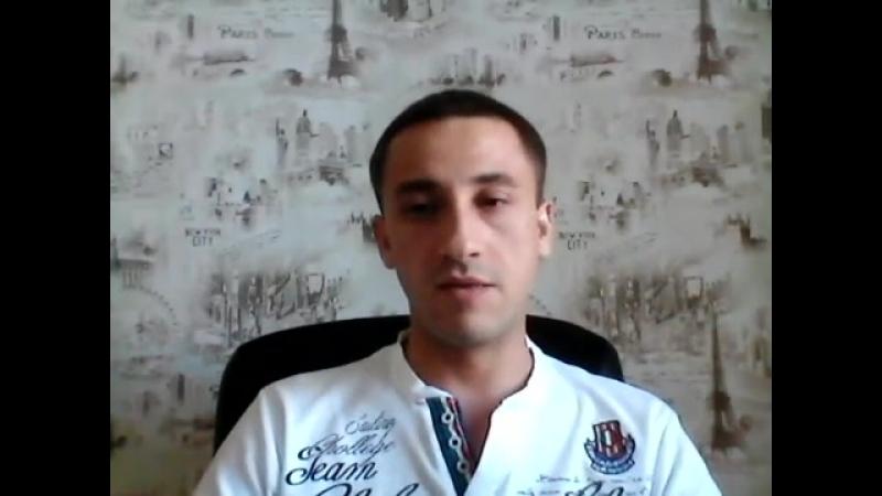 Юрій Ахрамєйко. Проект Народний Президент. Про ідею, цілі та завдання проекту