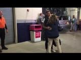 Video Danny Amendola arrives at Gillette Stadium