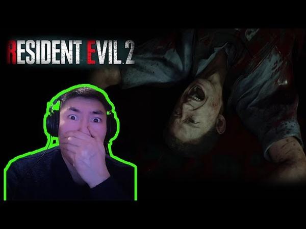 Resident Evil 2 Сахалыы-махалыы 2 чааhа