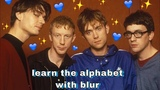 learn the alphabet with blur
