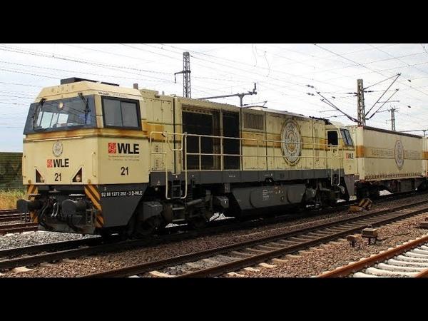 Bahnverkehr in Niedersachsen - 238