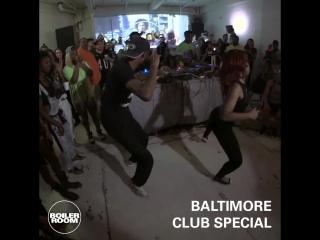 Boiler room new york: baltimore club special