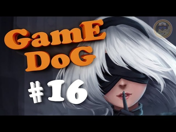 BEST GAME DOG 16 | Игровые БАЯНЫ / Подборка Баги, Приколы, Фейлы из игр / Gaming Coub