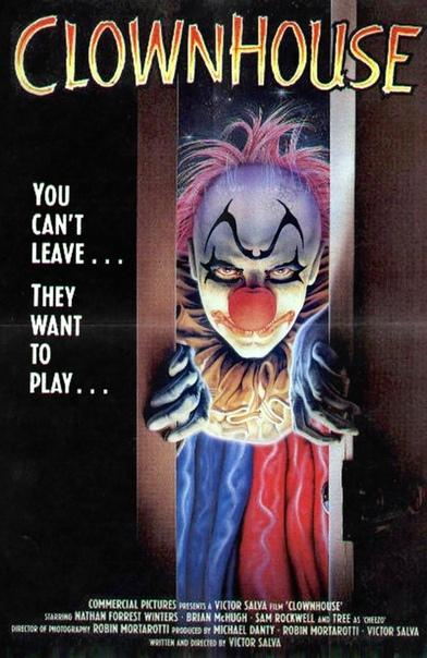 Очередная подборка годных хорроров эпохи VHS. 1 часть - часть - часть -