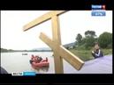 В Крестный сплав по Иркуту отправились участники фестиваля звонарей «Байкальский благовест»