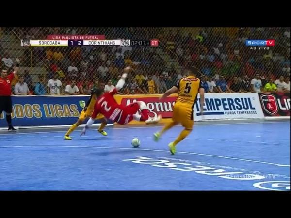 Liga Paulista Final Jogo 1 Primeiro Tempo Magnus Futsal x Corinthians AO VIVO