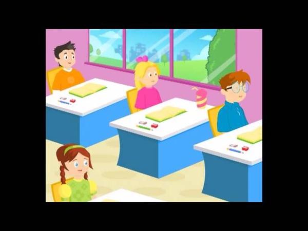 Türkçe Dersler 13 Sınıfımız Otur Kalk Şarkısı Çocuklar İçin