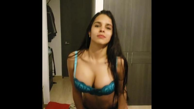 Baptista Daniela изящно вращает телом (порно, секс, эротика, попка, booty, anal, анал, сиськи, boobs, brazzers)