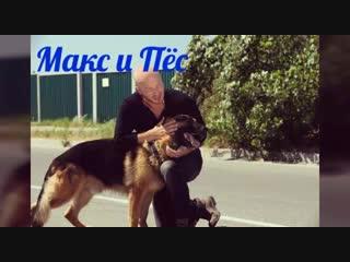 Макс и Пёс - Лучшие друзья!