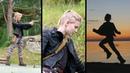 Лара Крофт Съёмка косплей Tomb Raider