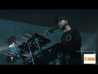 Entertainment Day 100861 - Mike Shinoda of Linkin Park Post Traumatic Tour Live in Bangkok