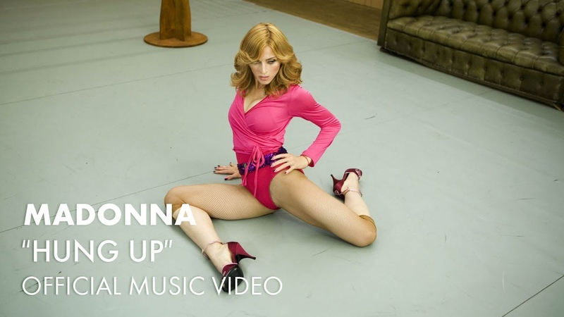 Madonna Hung Up 2009 Official Music Video