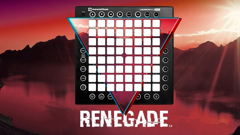Renegade 2.0 Download - M4SONIC Tutorial [Launchpad Ableton Push]
