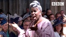 'Stand by Me' performed by Karen Gibson and The Kingdom Choir The Royal Wedding BBC
