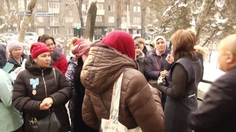 Көп балалы аналар Алматы билігіне талап қойды