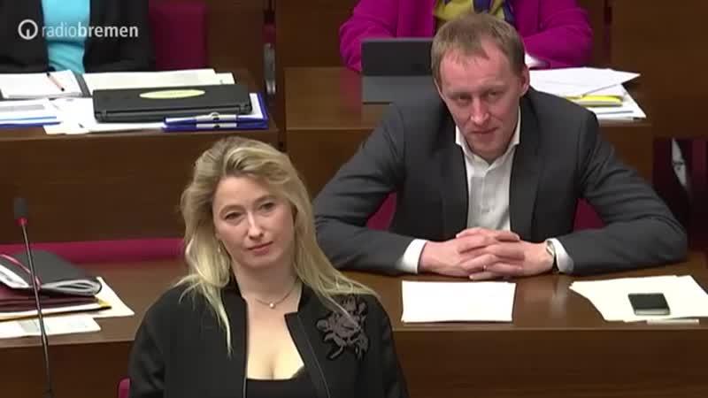 Gelogen FDP Fraktionschefin Lencke Steiner in der Kritik