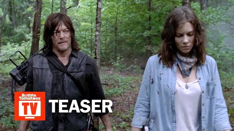 The Walking Dead Season 9 Comic Con Teaser Rotten Tomatoes TV