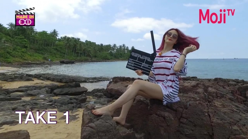 [MADE IN EXID] EP05 Revealing a behind story