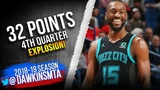 Kemba Walker Full Highlights 2019.04.03 Hornets vs Pelicans - 32 Pts, 7 Assists! FreeDawkins