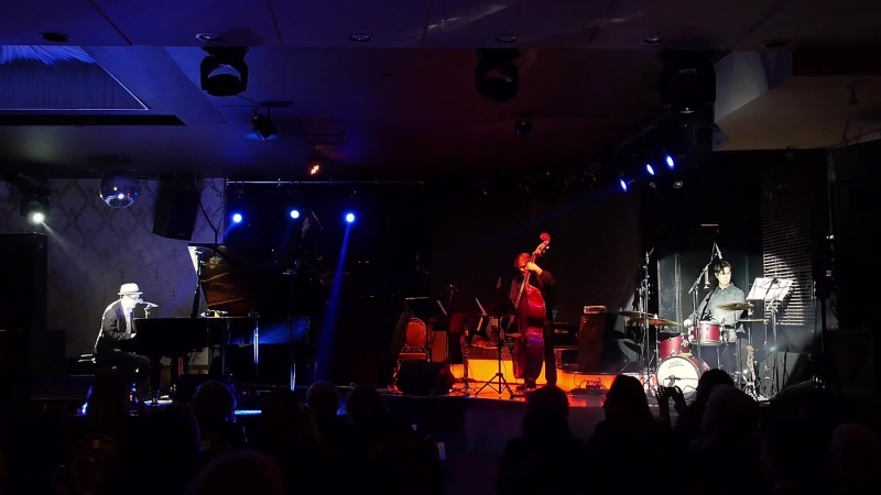 Ruslan Agababayev Ronen Itzik Edward Perez - Fantasy (Vagif Mustafazadeh) Live NEW YORK