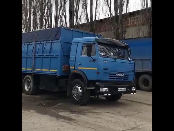 КамАЗ 53215 Зерновоз (Лайнер) PEREGRUZ
