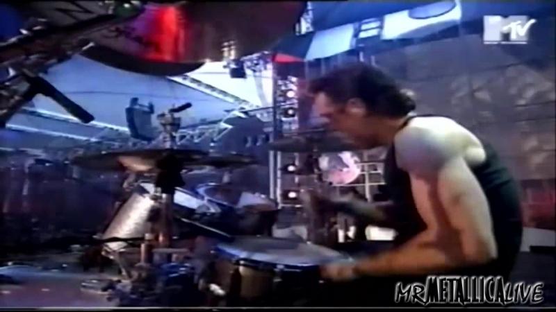 Metallica - Last Caress So What [Live MTV Europe Music Awards November 14, 1996]