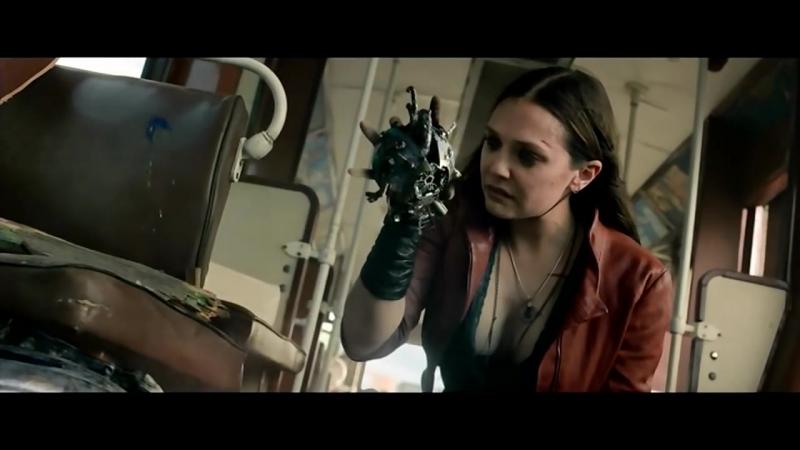 Avengers - Age of Ultron - Wanda kills Ultron