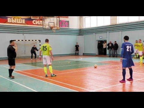 Суперкубок БО по мини футболу. ТСА - БрянскАгроСтрой 2-1