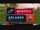 AAF 2019 / Week 03 / Memphis Express - Orlando Apollos / EN