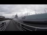 Немецкая подводная лодка U-2540 или Wilhelm Bauer. Класса ХХI.