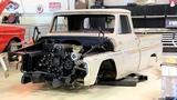 1965 Chevrolet C10 1200HP 454 LSX T-56 Magnum Rat Rod Build Project