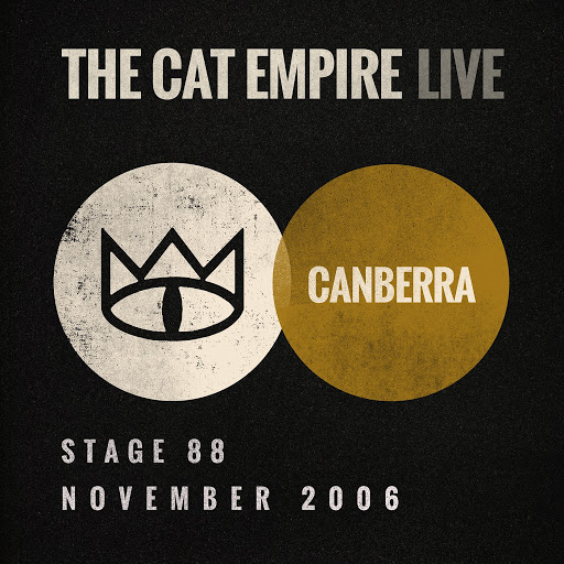 The Cat Empire альбом The Cat Empire (Live at Stage 88)