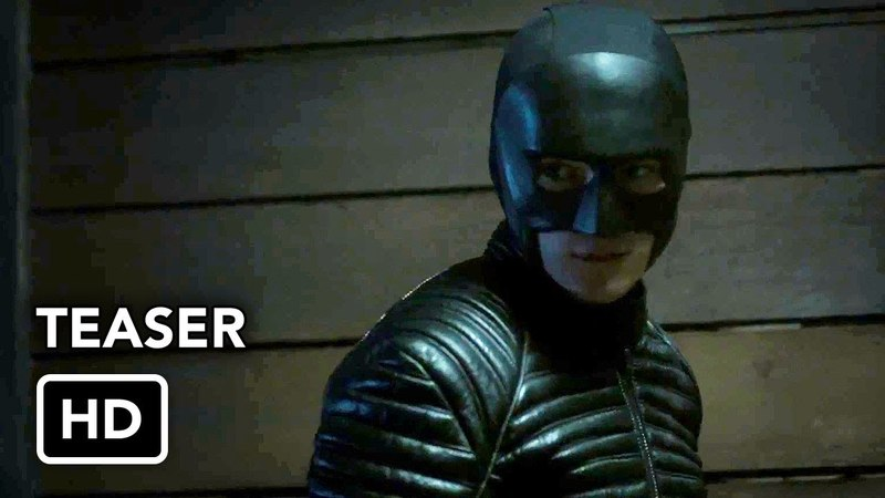 Gotham Season 5 Teaser Promo (HD) Final Season