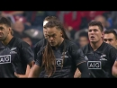 Maori All Blacks Haka at sold-out BC Place in Vancouver