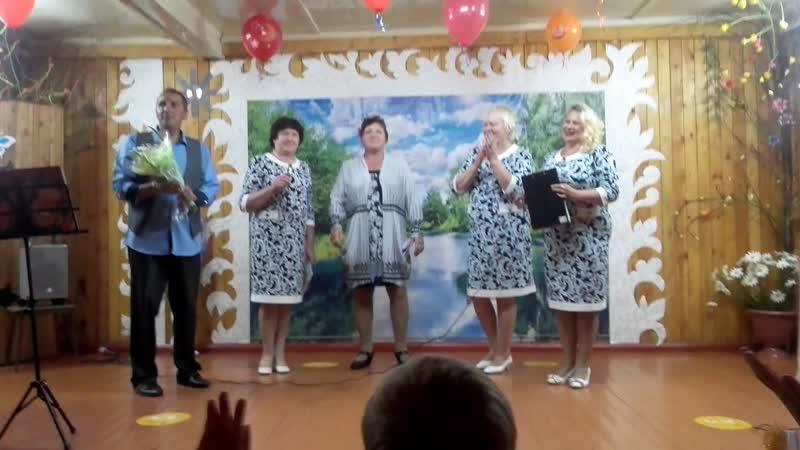 Выступление группы БРИЗ с Сумского посада в п. Маленга.