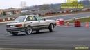 Łukasz Darski - Audi 90 V8 Quattro - Puchar Toru Słomczyn 2 Runda Autodrom Słomczyn 13-04-2019