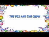 English short stories for beginner Lesson 281 - THE FOX AND THE CROW