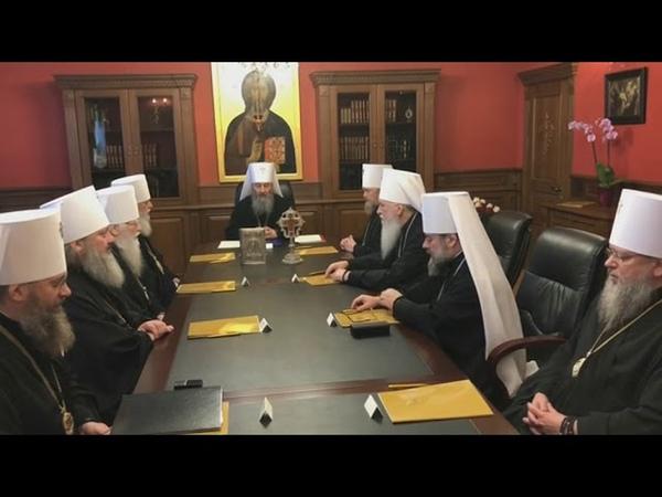 УПЦ відреагувала на спробу відібрати у вірян Свято-Успенську Почаєвську Лавру