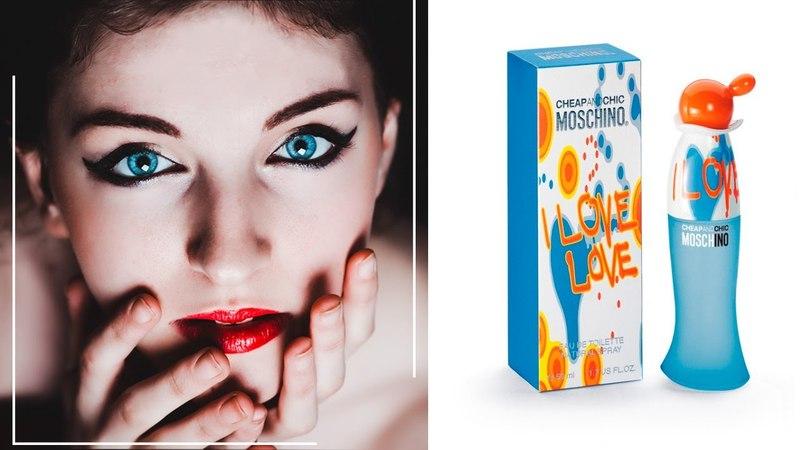 Moschino Cheap and Chic I Love Love / Москино Чип Энд Чик Ай Лав Лав - обзоры и отзывы о духах